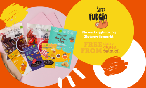 NIEUW: Super Fudgio producten