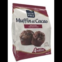 Choco muffins 4 stuks
