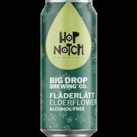 Big Drop Brewing Co. Fläderlätt Elderflower 0,5%