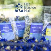 Het Blauwe Huis - kruiden en thee