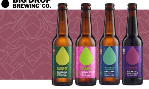 Ontdek de heerlijke smaken van Big Drop Brewing Co.