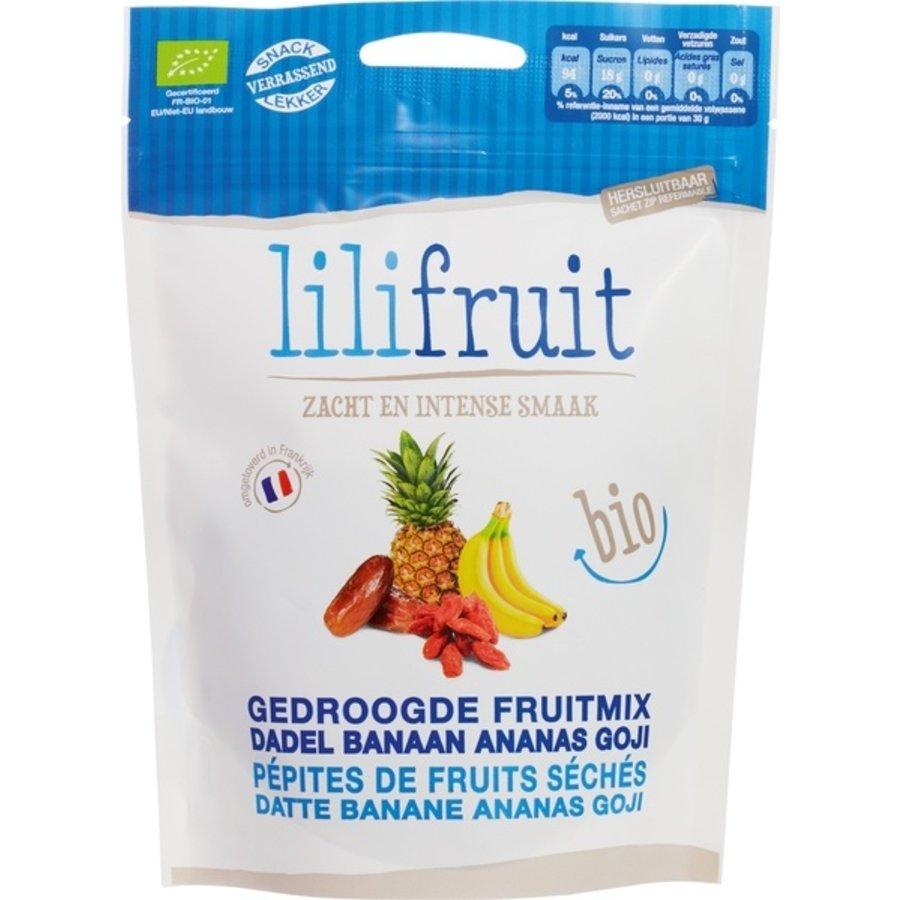 Gedroogde Fruit Exotische Mix Biologisch