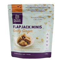 Flapjack Minis Gently Ginger