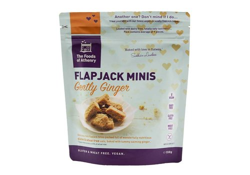 Health Delicious Flapjack Minis Gently Ginger