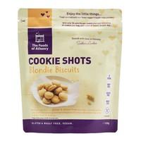 Cookie Shots Blondie Biscuits