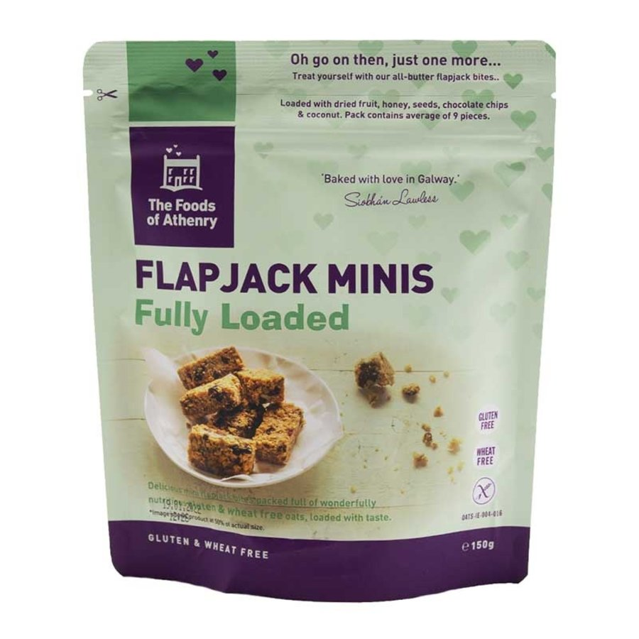 Flapjack Minis Fully Loaded