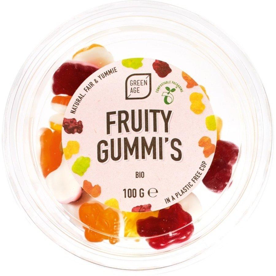 Fruity Gummi's Biologisch