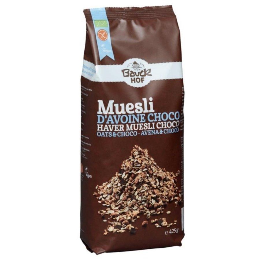 Havermuesli met Chocolade Biologisch