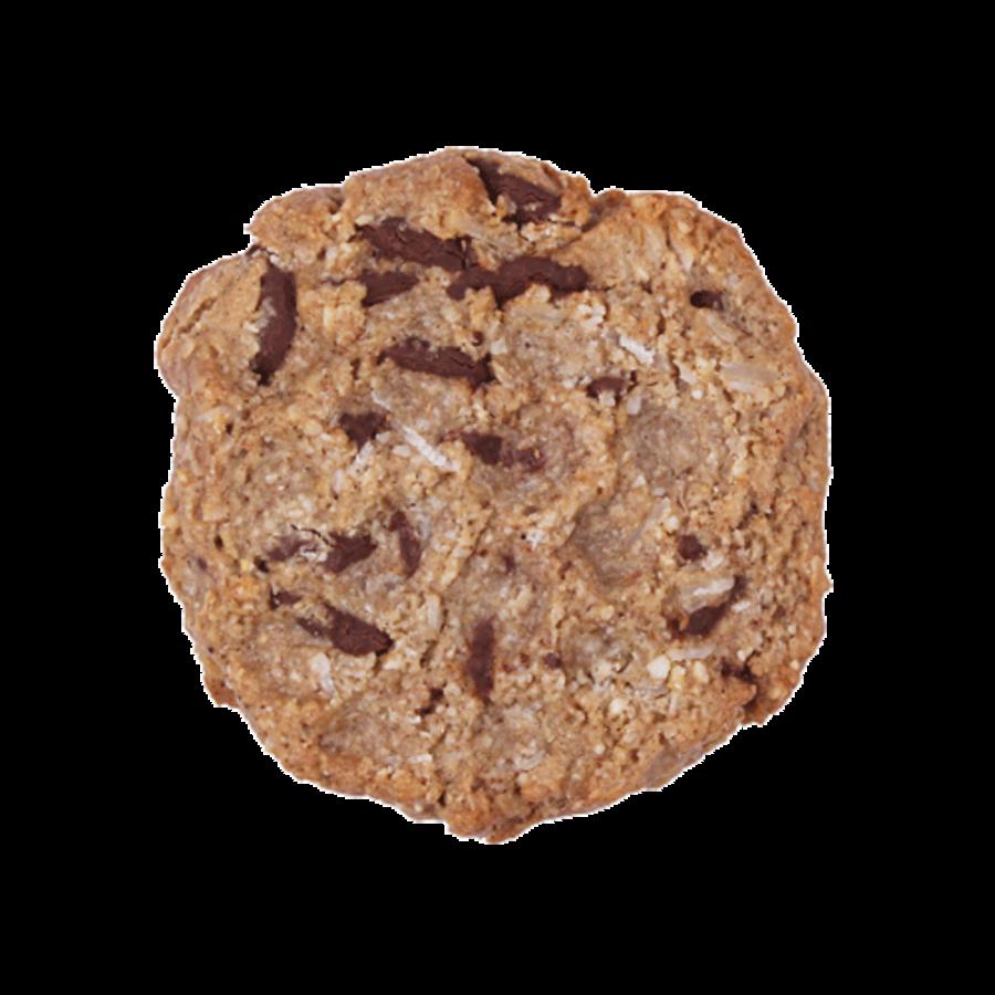 Vanilla Choc Chip Cookie Biologisch