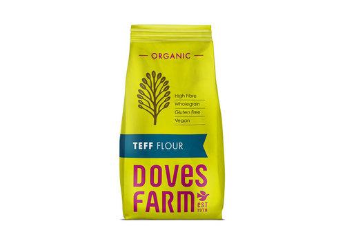 Doves Farm Teff Meel Biologisch