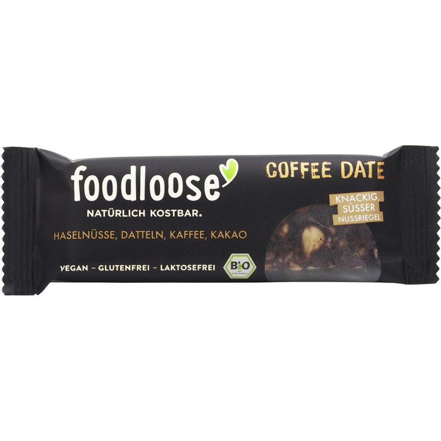 Reep Koffie Dadel Biologisch