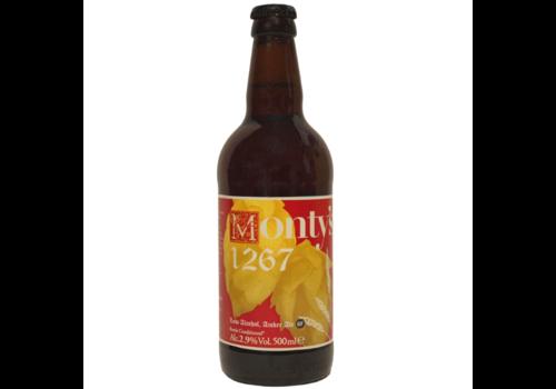 Monty's 1267 Amber Ale 2,8%