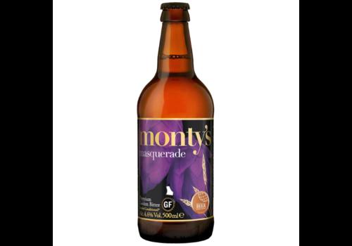 Monty's Masquerade Premium Golden Bitter 4,6%