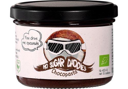 No Sugar Daddies Chocopasta kokos Biologisch