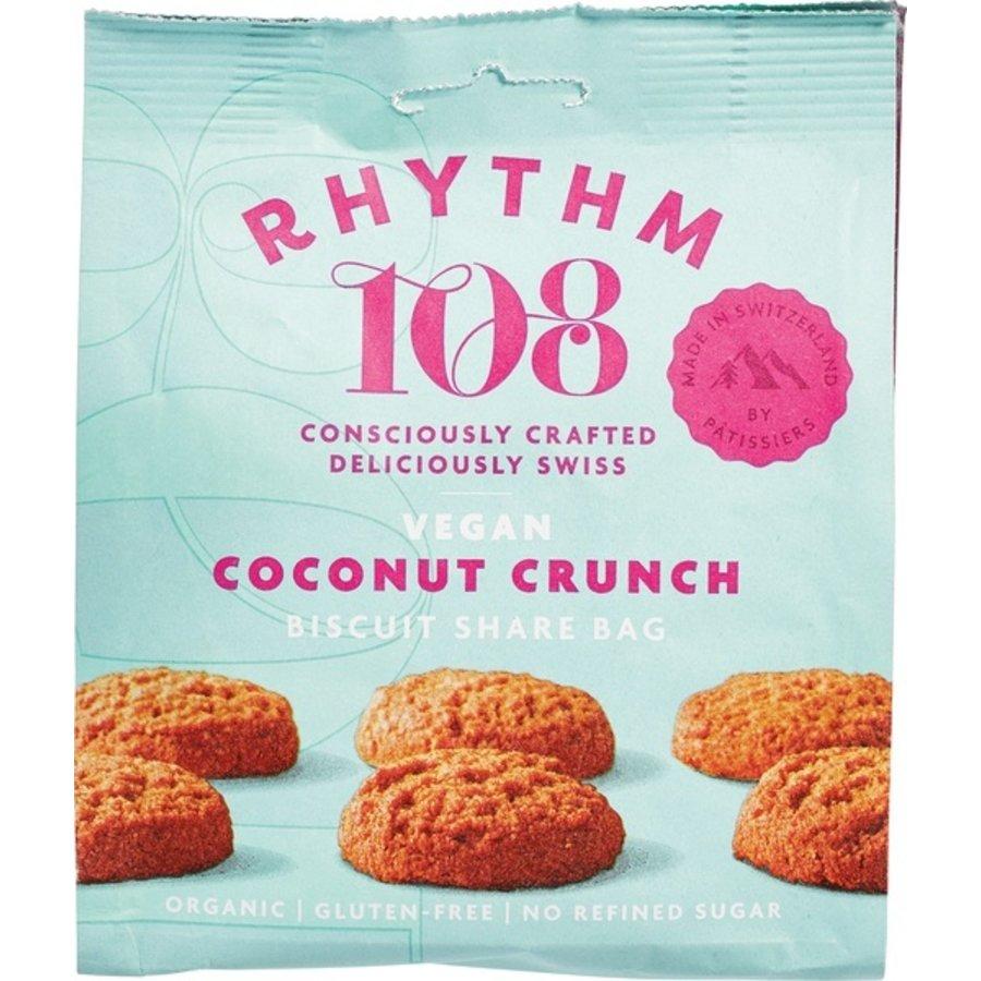 Coconut Crunch Biologisch