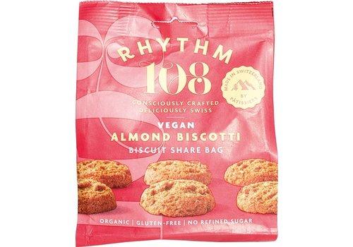 Rhythm 108 Almond Biscotti Biologisch