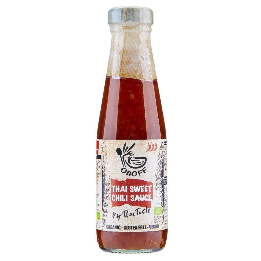 Thaise Sweet Chili Saus Biologisch