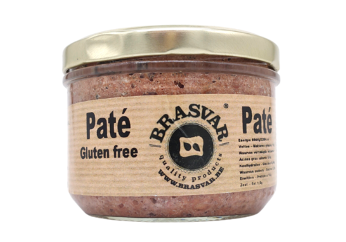 Brasvar Paté (Varken) 180 gram