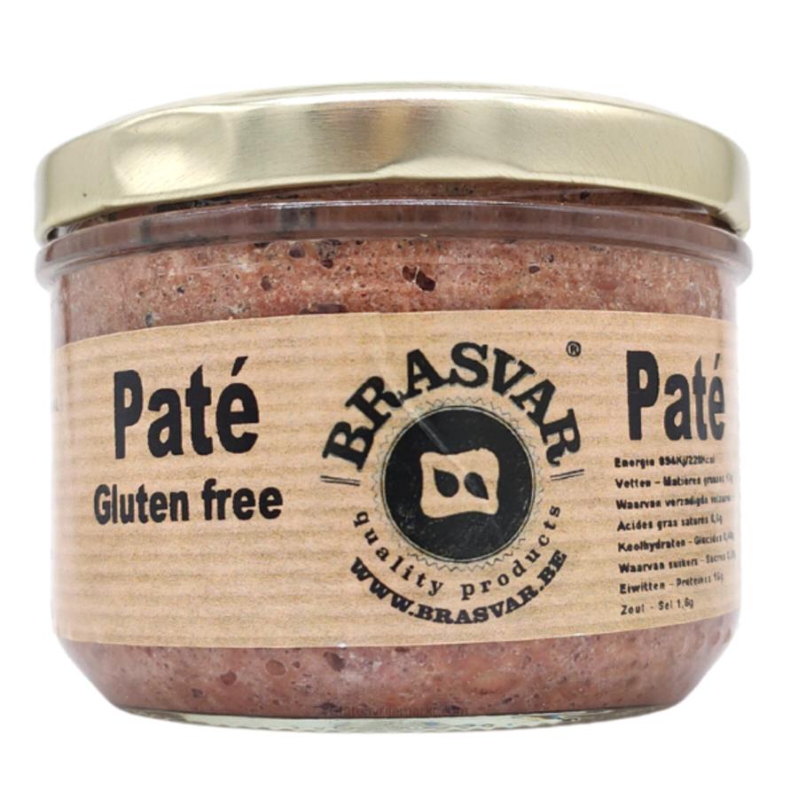 Paté (Varken) 180 gram