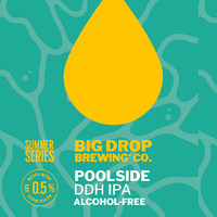 Poolside DDH IPA 0,5%