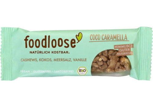 Foodloose Coco Caramella Biologisch
