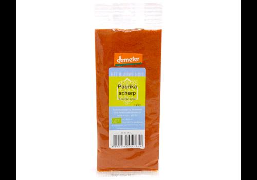 Het Blauwe Huis Paprika Poeder Scherp 30 gram