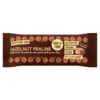 Chocoladebar Hazelnoot Praline Biologisch