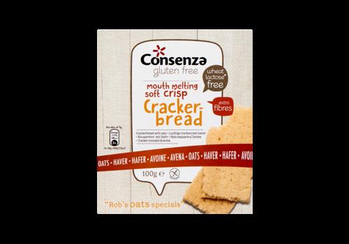 Consenza Luchtige Crackers met Haver