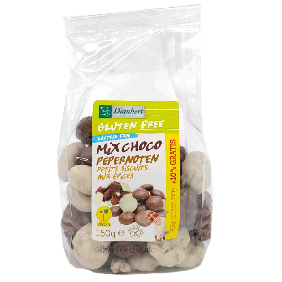 Chocolade Pepernoten Mix