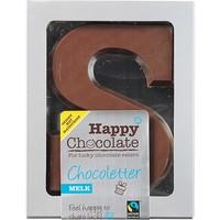 Chocoladeletter Melk Biologisch Alternatief Gezoet