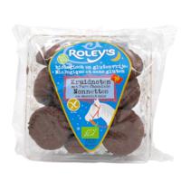 Kruidnoten met Pure Chocolade Biologisch