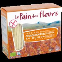 Krokante Crackers Quinoa Biologisch