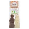 Magic Chocolate Chocolade Sinterklaasjes Duo Biologisch 4 stuks