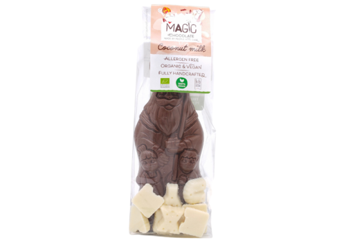 Magic Chocolate Grote Chocolade Sint Melk 47% Biologisch