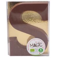 Chocoladeletter Milky Rice 36% Biologisch