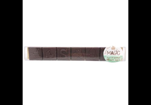 Magic Chocolate Chocoladeblokjes Sinterklaas Puur 60% Biologisch