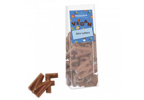 Bonvita Mini Chocoladeletters Melk Biologisch