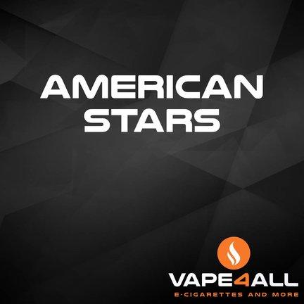 American Stars e-liquid kopen? Het goedkoopst bij Vape4All