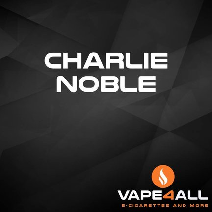 Charlie Noble e-liquid kopen? Het goedkoopst bij Vape4All