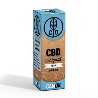 Canoil CBD E-liquid Mint