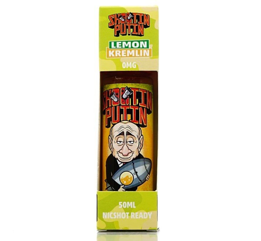 Lemon Kremlin 50ml