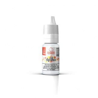 Eliquid France Zeste Agrumes