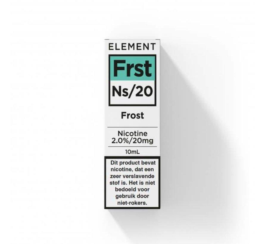 Nic Salts Frost