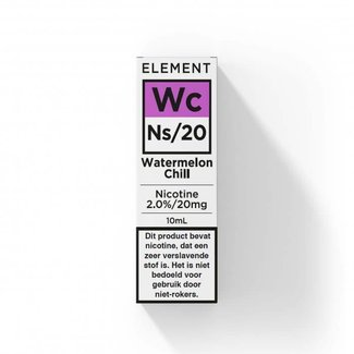 Element Nic Salts Watermelon Chill