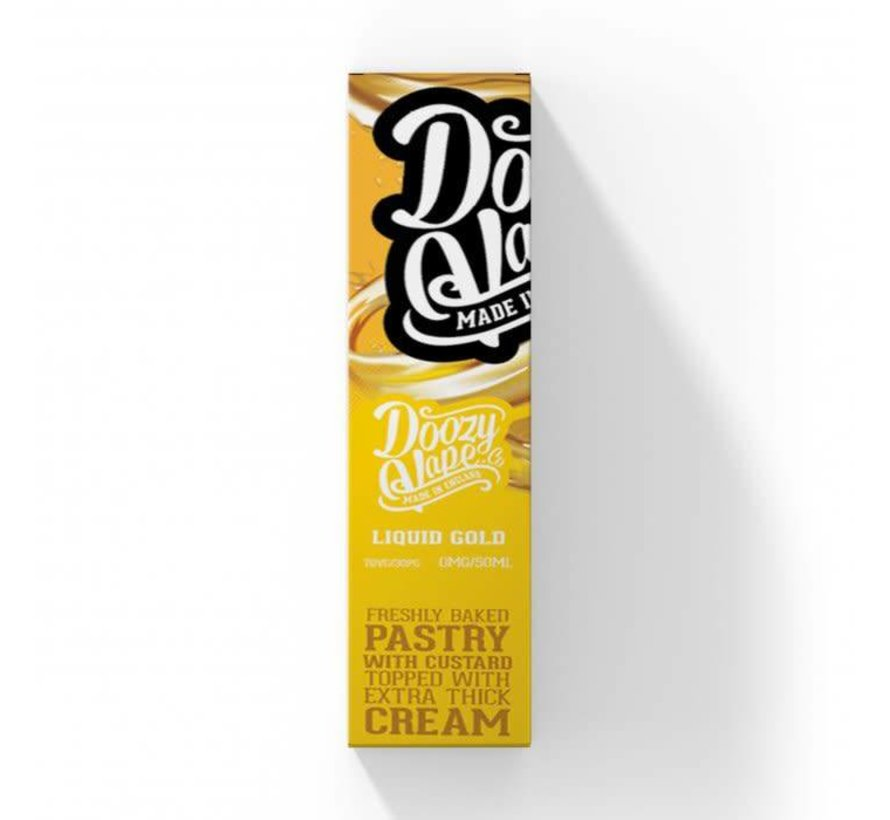 Dessert Range Liquid Gold