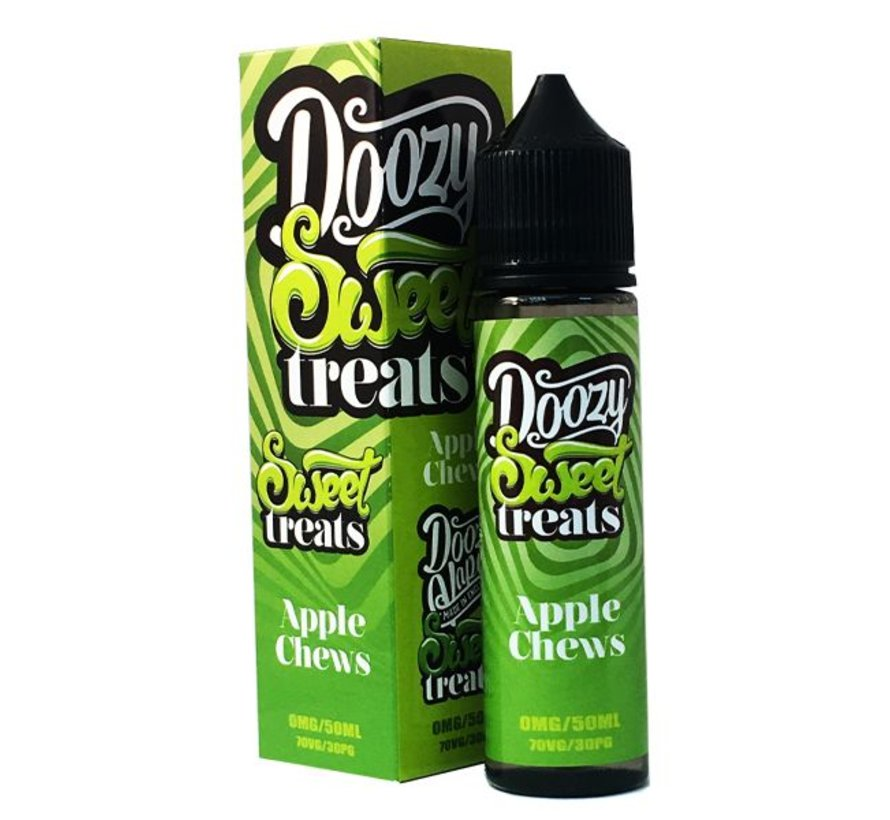 Sweet Treats - Apple Chews
