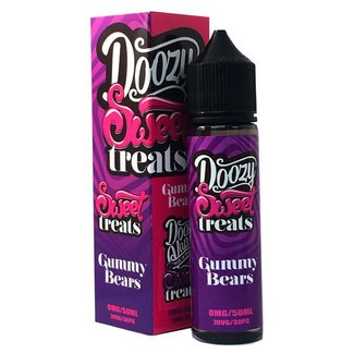 Doozy Vapes Sweet Treats - Gummy Bears
