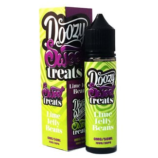 Doozy Vapes Sweet Treats - Lime Jelly Beans