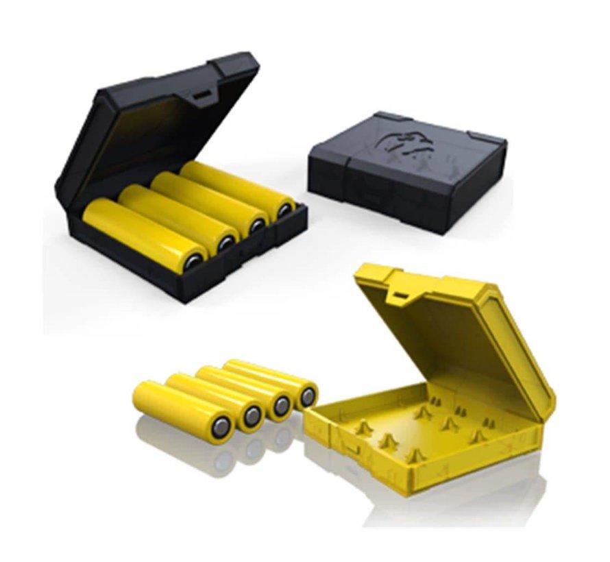 Quad 18650 Battery Case