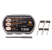 Multi Strand Fused Clapton Coil 2 in 1